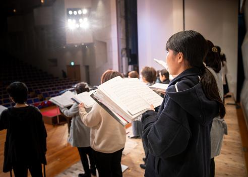 Choir Chaperone